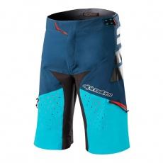 Alpinestars Drop PRO Shorts  Poseidon Blue Atoll Blue