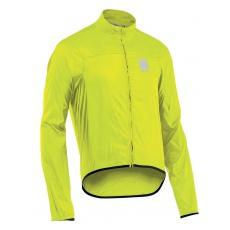 Pánská cyklo bunda Northwave Breeze 2 Jacket Yellow Fluo