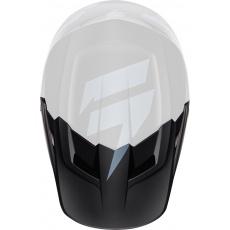 Náhradní kšilt Shift Whit3 Helmet Visor Matte Black