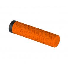 KELLYS Rukojeti KLS POISON SINGLE LockON, tiger orange *