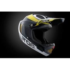 URGE Down-O-Matic RR - Black Yellow White helma