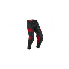 kalhoty EVOLUTION 2020, FLY RACING (červená/černá)