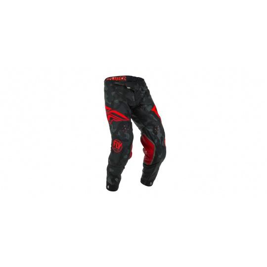 kalhoty EVOLUTION 2020, FLY RACING -USA (červená/černá)