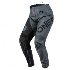 Dámské kalhoty O´Neal Element RACEWEAR šedá/růžová