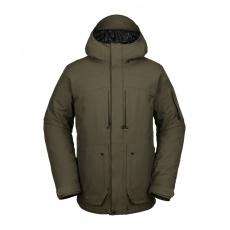 Pánská bunda Volcom Scortch Jacket Forest