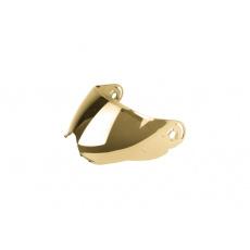 Plexi SCORPION ADX-1 MAXVISION zrcadlové zlaté