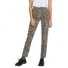 Dámské džíny Volcom Super Stoned Skinny Animal Print