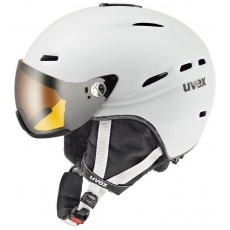 helma UVEX HLMT 200, white mat (S566176110*)