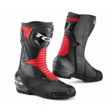 Moto boty TCX SP-MASTER černo/červené