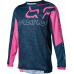 Dětský dres Fox Yth Girls Skew 180 Jersey Dark Indigo