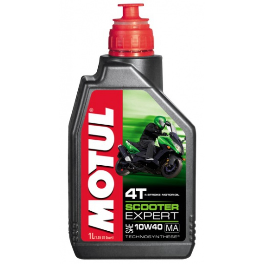 olej do benzínu SCOOTER 4T 10W40 1litr