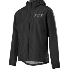 Pánská cyklo bunda Fox Ranger 2.5L Water Jacket Black
