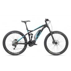 "Haro Shift Plus I/O 9 e-bike 27,5 plus "" celoodpružené (140 mm)"