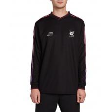 Pánské triko Volcom A.P.#2 Soccer Ls Black