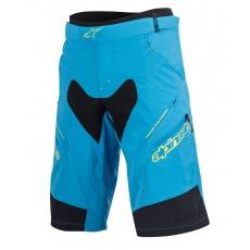 Alpinestars Drop 2 Shorts  Bright Blue Acid Yellow velikost 34