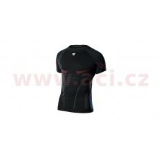 termotriko s krátkým rukávem Hero Short sleeve - light, UNDERSHIELD (černá)
