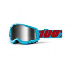 STRATA 2 Goggle Summit - Mirror Silver Lens