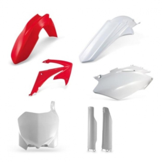 Acerbis plastový full kit CRF 250R 11/13,CRF450R 11/12