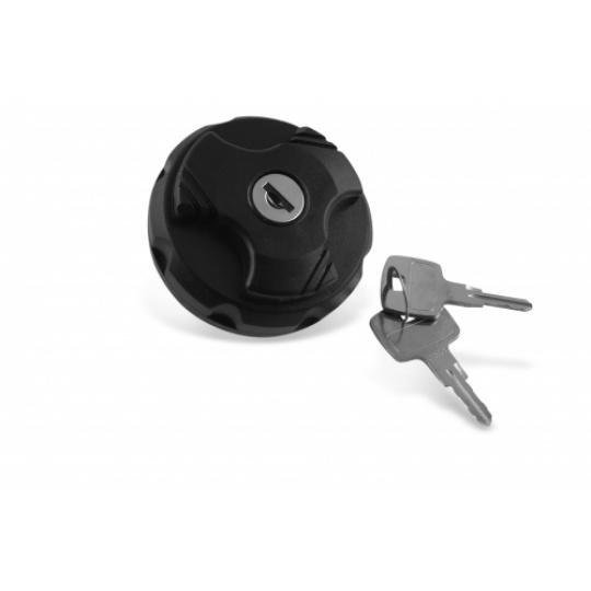 víčko nádrže malé s klíčem