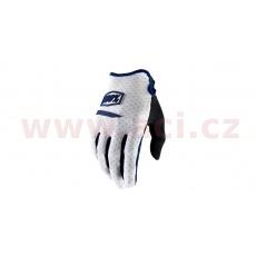 rukavice RIDECAMP, 100% (bílá)