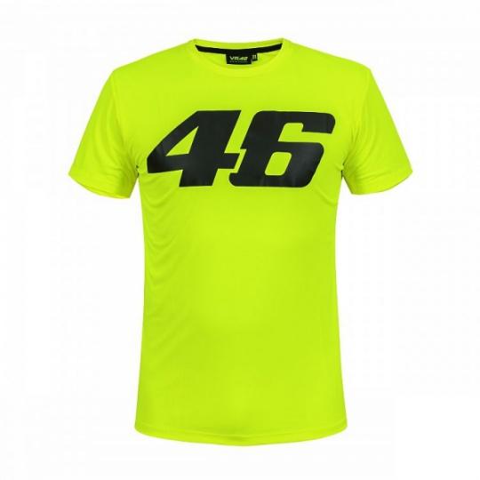 Triko Valentino Rossi CORE žluté 325028