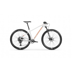 horské kolo MONDRAKER Chrono 29, white/orange/blue, 2021