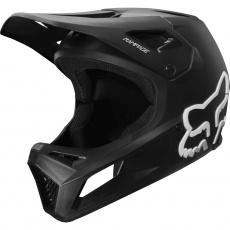 Dětská cyklo přilba Fox Yth Rampage Helmet, Ce Black/Black