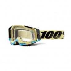 RACECRAFT 2 Goggle Airblast - Clear Lens