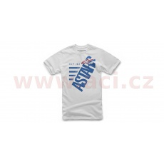 triko BIGUN TEE, ALPINESTARS, dětské (bílé)