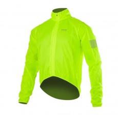 Cyklo bunda Northwave Vortex Jacket Yellow Fluo