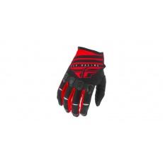 rukavice KINETIC K220 2020, FLY RACING (červená/černá/bílá)