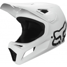 Dětská přilba Fox Yth Rampage Helmet, Ce White/White