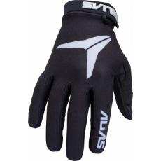 Dětské motokrosové rukavice ALIAS MX AKA černo/bílé 2831-304