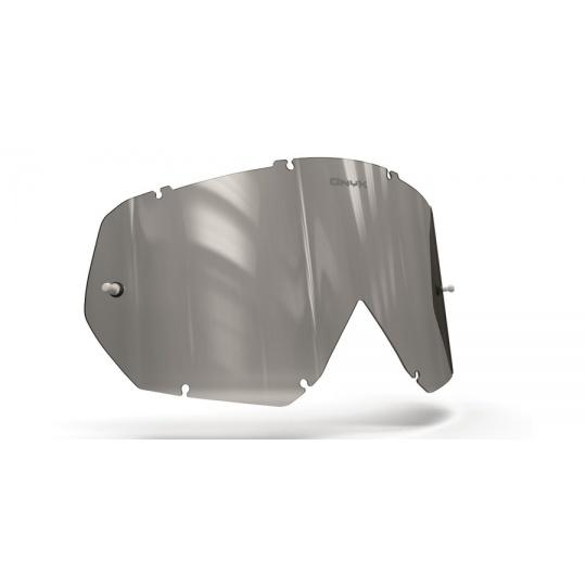 plexi pro brýle THOR HERO/ENEMY, ONYX LENSES (šedé s polarizací)