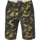 Pánské šortky Fox Essex Camo Short Green Camo