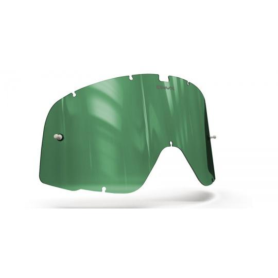 plexi pro brýle 100% Barstow, ONYX LENSES (zelené s polarizací)