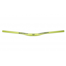 Řídítka SIXPACK Vertic 20 mm, 31,8/785 mm zelená