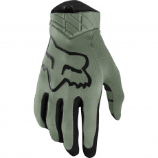 Pánské rukavice Fox Flexair Glove Pine