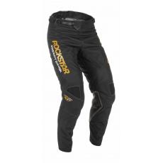 kalhoty KINETIC ROCKSTAR, FLY RACING - USA 2022 (černá/zlatá)