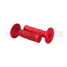 gripy Wave (měkké), RTECH (červené, pár, délka 118 mm)
