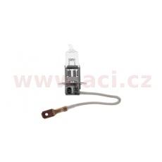 žárovka H3 12V 55W (patice PK22s) pokovená +30 %