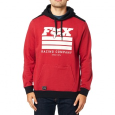 Pánská mikina Fox Street Legal Pullover Fleece Cardinal
