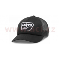 kšiltovka JOE HAT, ALPINESTARS (černá/bílá)