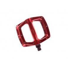 DMR Bikes V8 NEW pedály - ED Red (electric red) - červené