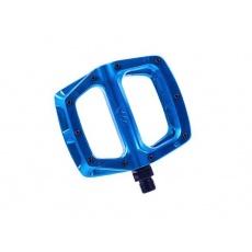 DMR Bikes V8 NEW pedály - ED Blue (electric blue) - modré