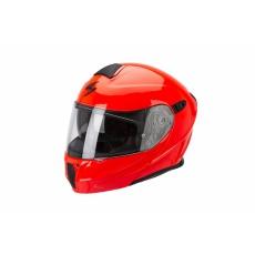 Moto přilba SCORPION EXO-920 solid neonově červená