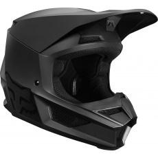 Pánská MX helma Fox V1 Mata Helmet Ece/Dot Mt/Black