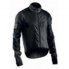 Pánská cyklo bunda Northwave Vortex Jacket Black