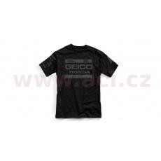 triko ZONE, 100% (černá)