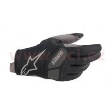 rukavice THERMO SHIELDER 2021, ALPINESTARS (černá/tmavá šedá)